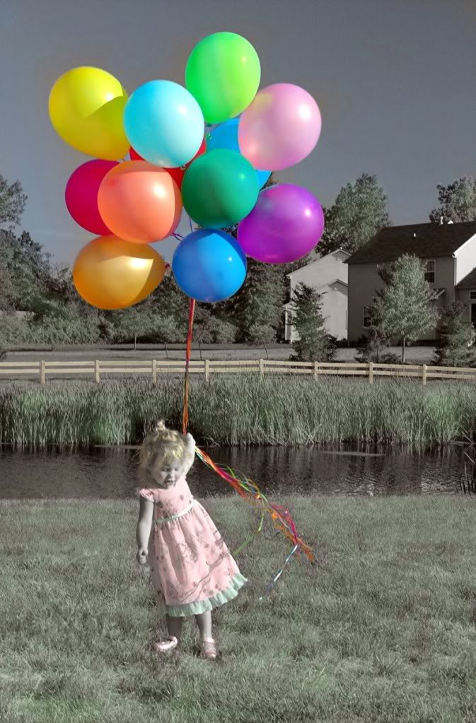 Confidence Balloons