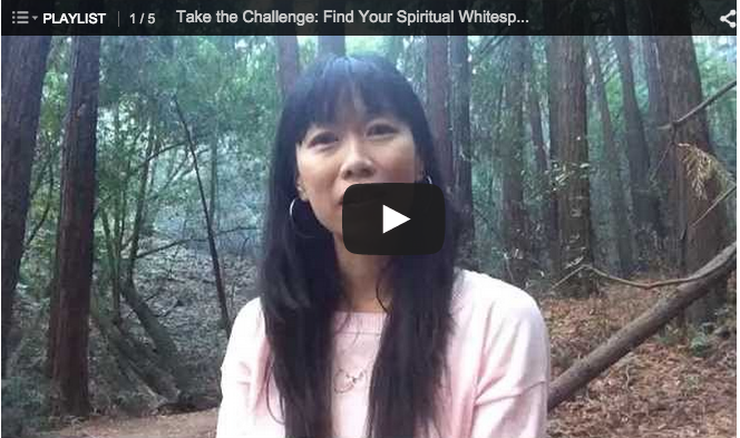 Find Your Whitespace - Holidays - Video Challenge