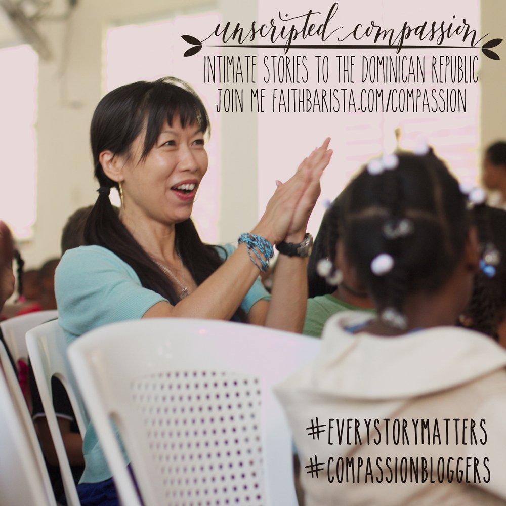 Compassion Blogger