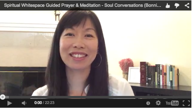 Guided Prayer & Meditation Video