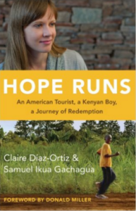 Hope Runs - Claire Diaz-Ortiz