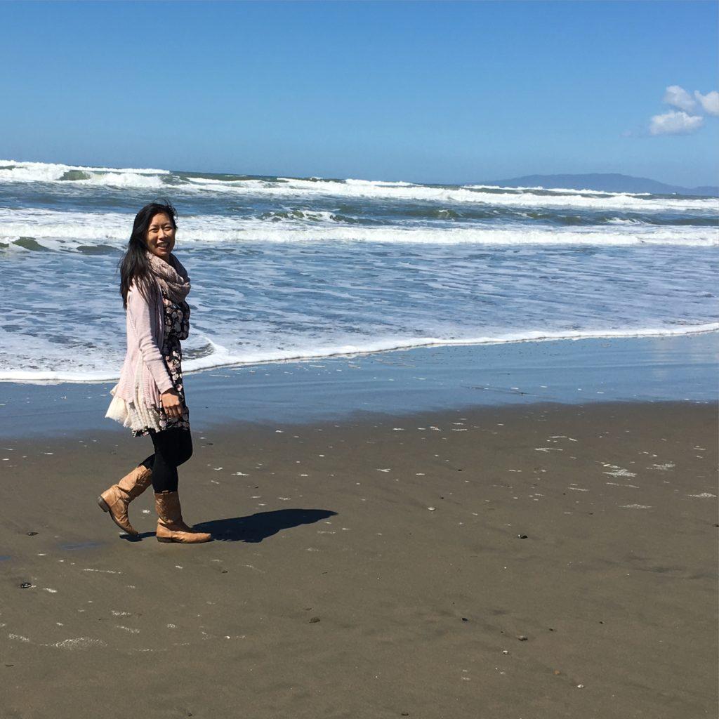 ocean beach bonnie gray