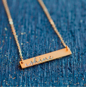 {Shine Necklace}