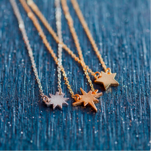 {Everlasting Star - set of 3}