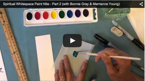 Paint Nite Video (Part 2)