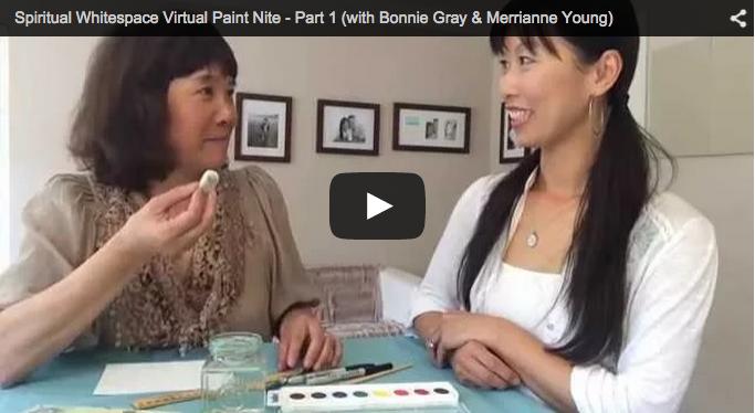 Paint Nite Video (Part 1)