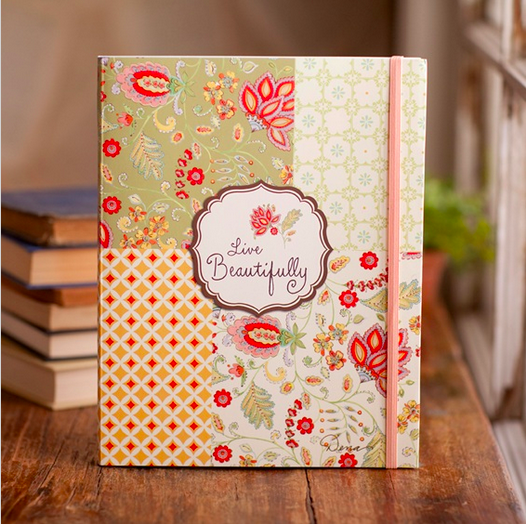Live Beautifully Journal