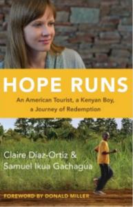Hope Runs - Claire Diaz-Ortiz